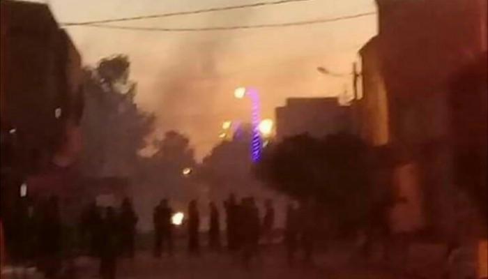 بوعزيزي جديد.. احتجاجات بتونس بعد وفاة شاب أحرق نفسه