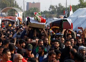 حصيلة شهرين من التظاهرات في العراق ترتفع إلى 432 قتيلا