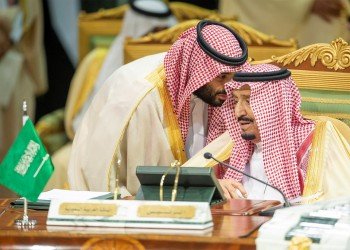 الملك سلمان وولي عهده يهنئان رئيس الإمارات باليوم الوطني