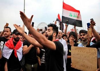 المحتجون العراقيون واللبنانيون يناضلون لتغيير الأنظمة المبنية على المقاومة
