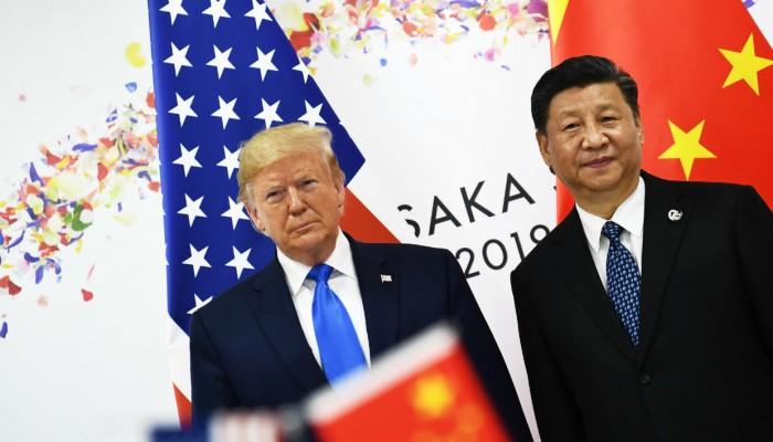 موقع: توقف اتفاق التجارة بين أمريكا والصين بسبب هونج كونج