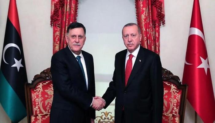 تركيا تؤكد قانونية اتفاق النفوذ البحري مع ليبيا