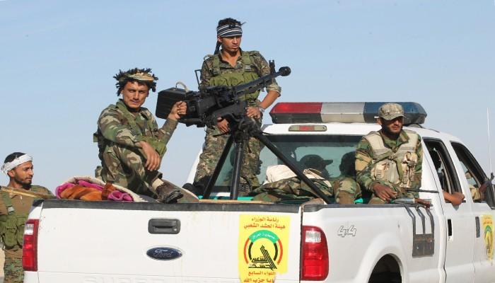 الحشد الشعبي يتهم الدولة الإسلامية بشن هجمات في العراق