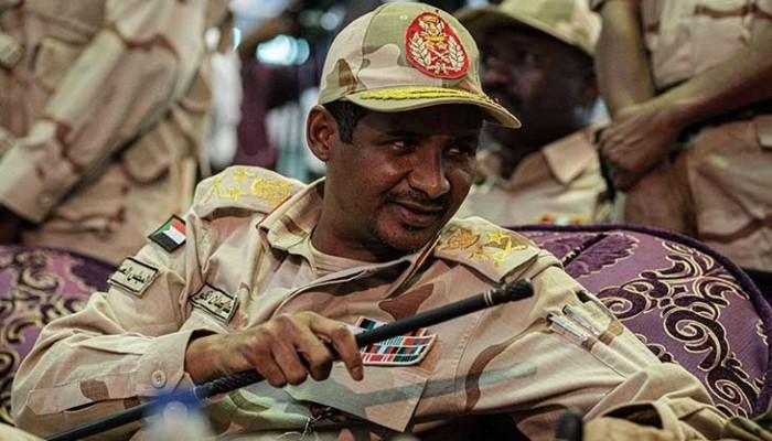 نهب ثروات السودان حتى آخر نفس