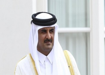أمير قطر يستعرض التعاون الثنائي مع نواب بالكونجرس الأمريكي