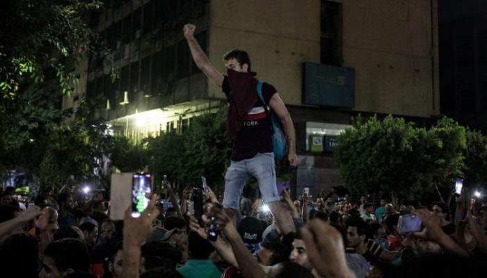 إخلاء سبيل 61 من معتقلي مظاهرات سبتمبر في مصر