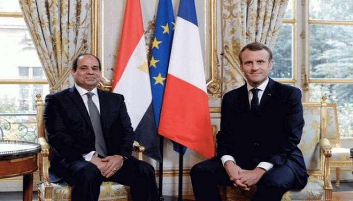 ميديا بارت: ماكرون يواصل تجاهلا صارخا لانتهاكات ديكتاتور مصر