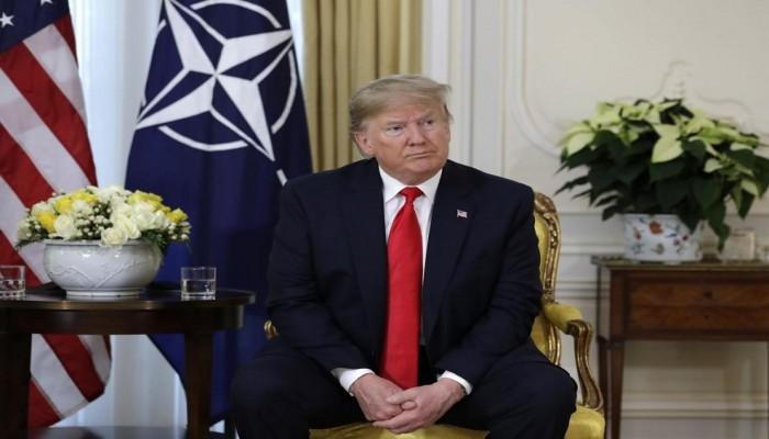 ترامب يصف تصريحات ماكرون بشأن الناتو بالبغيضة