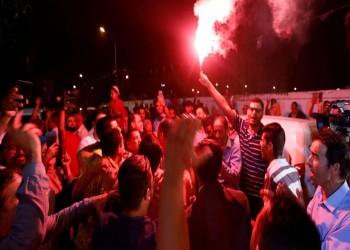 استمرار الاحتجاجات في جلمة التونسية على خلفية انتحار شاب حرقا