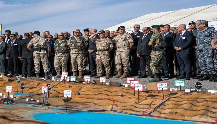 ما دلالات حضور ملك الأردن تمرينا عسكريا يحاكي غزوا من إسرائيل؟