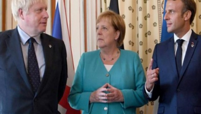 بمشاركة أردوغان.. انطلاق القمة الرباعية حول سوريا في لندن