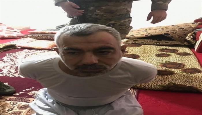 بالصور.. العراق يعلن القبض على نائب البغدادي