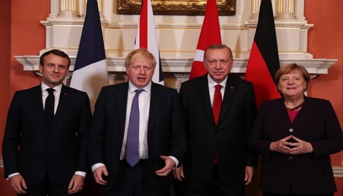 اتفاق تركي بريطاني فرنسي ألماني على وقف استهداف مدنيي سوريا