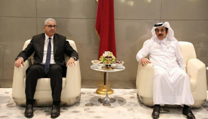 وفد من حكومة الوفاق الليبية يصل إلى الدوحة