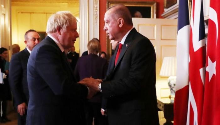 جونسون: نحاول فهم خطط تركيافي شمال سوريا
