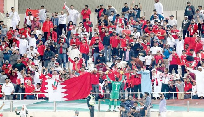 جماهير بحرينية في قطر للمرة الأولى منذ أزمة الخليج