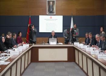 لجنة برلمانية تركية توافق على مشروع مذكرة تفاهم مع ليبيا