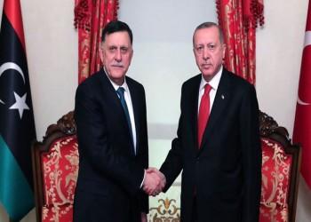 خارجية الوفاق الليبية: الاتفاق مع تركيا بشأن المتوسط فني لا سياسي