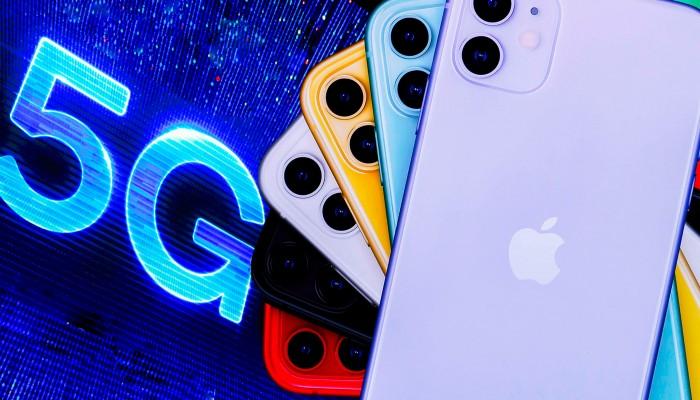 تنبؤات بإطلاق 4 هواتف آيفون بتقنية 5G في 2020