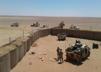 سقوط قذيفتين على قاعدة عراقية تضم قوات أمريكية