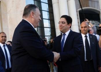 بومبيو يبحث في المغرب تطوير التعاون الأمني ومواجهة الإرهاب
