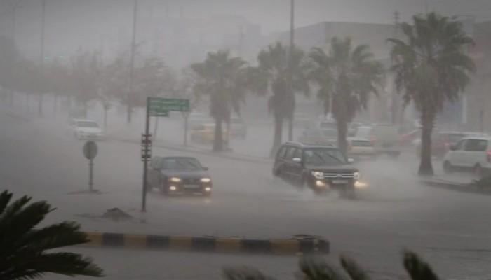 إعلان حالة الطوارئ في الأردن بسبب سوء الأحوال الجوية