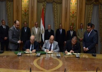 إسناد مشروع لتصنيع محطات تحلية المياه للجيش المصري