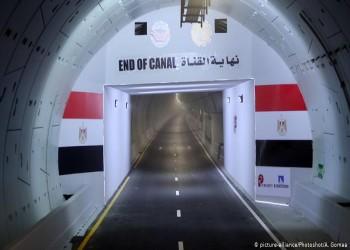 هل تساهم أنفاق قناة السويس الجديدة في تنمية سيناء؟