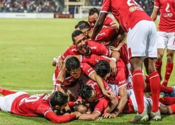 الأهلي المصري يفوز على الهلال السوداني بدوري أبطال أفريقيا