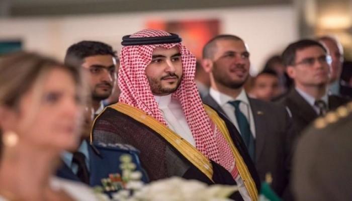 خالد بن سلمان يعلق على تورط سعودي في إطلاق نار بقاعدة أمريكية