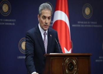 تركيا: ننتظر تلبية المطالب المشروعة للشعب العراقي