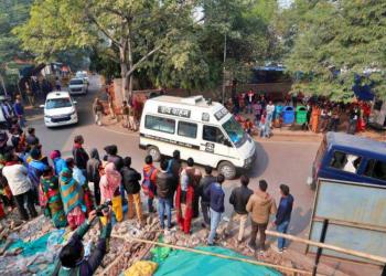 وفاة ضحية اغتصاب بالهند متأثرة بإشعال النيران فيها