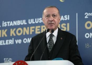 أردوغان: لن نخرج من سوريا إلا بطلب من شعبها