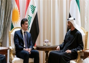 وصول أسلحة من الإمارات إلى كردستان العراق سرا