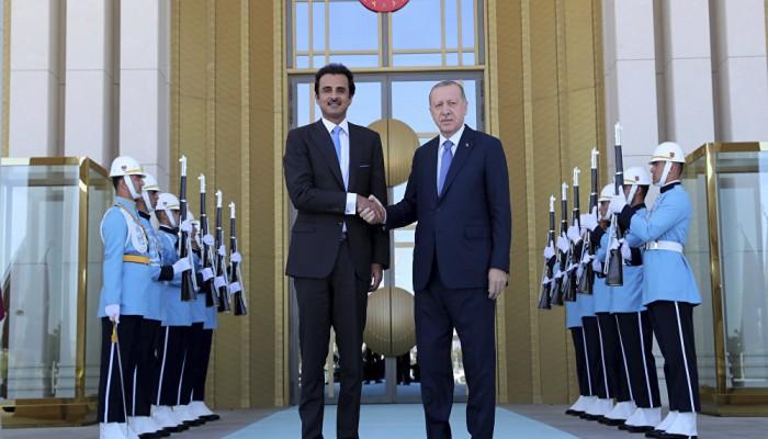 المونيتور: أنقرة تبالغ في جدوى الشراكة مع الدوحة