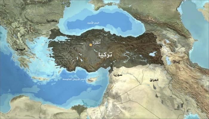 تركيا تختبر المياه في شرق البحر المتوسط