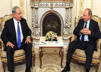بوتين ونتنياهو يبحثان هاتفيا مستجدات الملف الإيراني والسوري