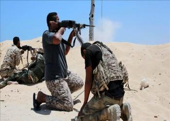 مصادر: إسرائيل دربت قوات تابعة لحفتر داخل ليبيا