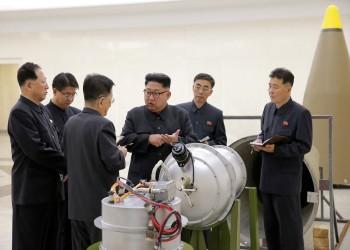 كوريا الشمالية: نزع سلاحنا النووي ليس مطروحا للتفاوض مع أمريكا