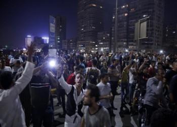 إخلاء سبيل 13 من معتقلي مظاهرات سبتمبر في مصر
