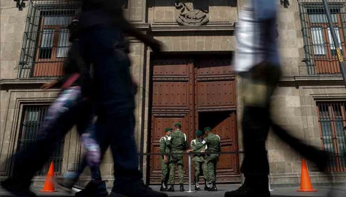 4 قتلى في إطلاق نار بالقرب من القصر الرئاسي  بالمكسيك