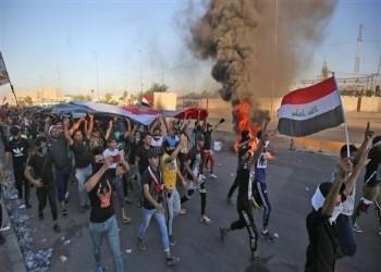 الأوبزرفر: المتظاهرون عادوا لميدان الدماء بعد ساعة من مذبحة في بغداد