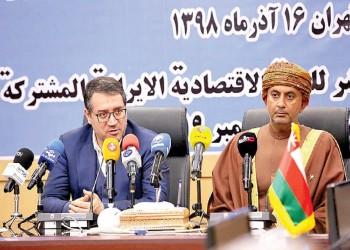 إيران تسعى لرفع التبادل التجاري مع عمان إلى 5 مليارات دولار