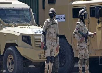 مقتل 4 عسكريين مصريين في هجوم مسلحين بسيناء