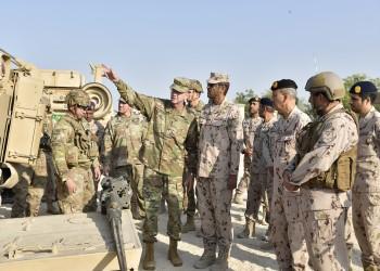 الإمارات تبدأ مناورات الاتحاد الحديدي 12 بمشاركة أمريكية