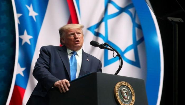 غضب يهودي من تصريحات ترامب بالقمة الأمريكية الإسرائيلية (فيديو)