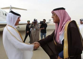 المريخي يصل إلى الرياض لترؤس وفد الدوحة للتحضير لقمة الخليج