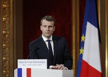 فرنسا تستضيف مؤتمرا دوليا لبحث تشكيل حكومة لبنان