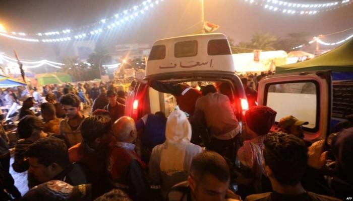 العراق يستدعي سفراء دول غربية بسبب مجزرة الخلاني
