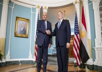 مصر تتطلع لاتفاق عادل بشأن سد النهضة بمساهمة أمريكية